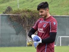La duda de Cakir: pelear por el puesto con Alisson o Szczesny. Trabzonspor