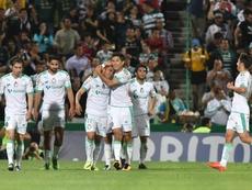 Santos Laguna, Toluca, Tigres y Rayados de Monterrey jugarán el torneo. EFE
