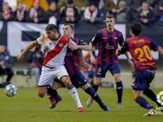 Rayo y Extremadura empataron. LaLiga