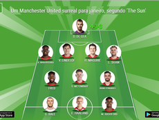 Um United surreal para 2020 sem Pogba e com Bale segundo The Sun. BeSoccer