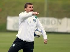 Umberto Louzer, nuevo entrenador de Chapecoense. Coritiba