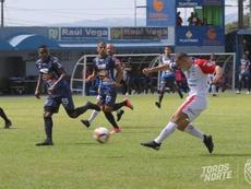 Grecia sigue liderando el campeonato en Costa Rica. ADSanCarlos