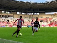 La UD Logroñés ya tiene terrenos para su ciudad deportiva. Twitter/UDLogrones