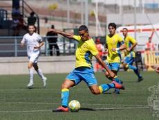 LaS Palmas Atlético rascó un punto. UDLP_Cantera