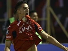 Wilstermann goleó a Peñarol en un partido que tuvo de todo. CONMEBOL