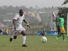 Suspenden la Liga de Ghana por el COVID-19. @AduanaStarsFc