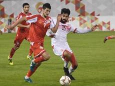 Bahréin no dio opción a la débil Tayikistán. The-AFC