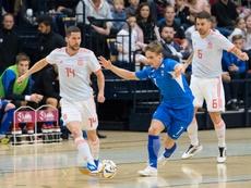La Selección Española se llevó un susto ante Finlandia. RFEF