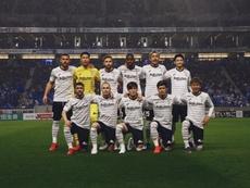 El Vissel Kobe ganó con sacrificio. Twitter/Podolski10