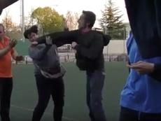 Gobierno de la Rioja inicia acciones legales por la pelea en el partido de juveniles. Youtube