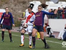 El Barça sigue en la lucha tras aplastar al Rayo. LaLiga