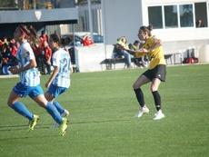 Carrie salva al Santa Teresa y le roba dos puntos al Málaga. @SantaBadajoz