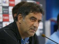 Karaman afirmó que espera aprender de los errores. Trabzonspor