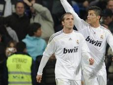 Van der Vaart falou sobre sua passagem pelo Real Madrid. AFP