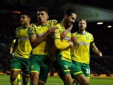 Gran victoria del Norwich. NorwichCityFC