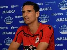 Vicente Gómez no ha convencido a Martí. RCDeportivo