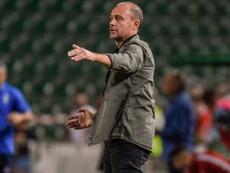 Vicente Mir, uno de los pocos que vuelve al Hércules como entrenador. Hércules