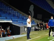 Vicente Moreno habló sobre la derrota en Vallecas. LaLiga