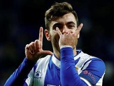 El Espanyol solo tiene claro que intentará renovar a Campuzano. EFE