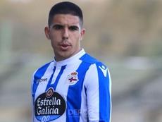 Víctor García llega al Real Valladolid. RCDeportivo