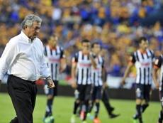 Monterrey announced a positive. EFE