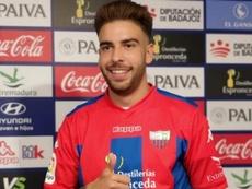 El Barça quiere a Pastrana para su filial. ExtremaduraUD