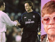 Elton John, un figura. EFE/ChelseaFC