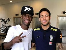 El PSG quiere a Vinicius en la 'Operación Neymar'. ViniciusJunior