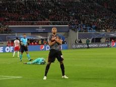 Carlos Vinicius tiene el gol que le falta al Vinicius del Madrid. SLBenfica