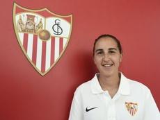 Virgy García cambia el Betis por el Sevilla. SevillaFC_Fem