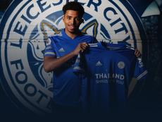 Wesley Fofana revient sur son transfert. LeicesterCity