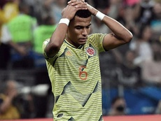 Willam Tesillo has received death threats after missing a penalty against Chile. EFE