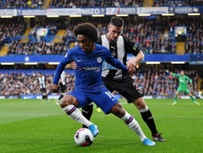 Zidane rejected Willian. ChelseaFC