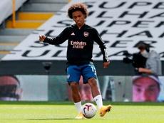 Willian aclaró que nunca tuvo una oferta oficial del Barcelona. AFP