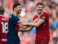 Curiosa anécdota entre Xabi Alonso y Steven Gerrard. LiverpoolFC