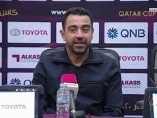 Xavi confirme que son rêve est d'entraîner le Barça. Capture/beINSports