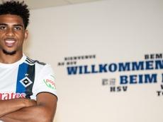 El Hamburgo se hace con Xavier Amaechi. HSV