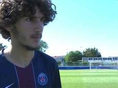 El futbolista francés está en el punto de mira del equipo azulgrana. Captura