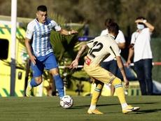 Tres debuts para el Málaga. MálagaCF