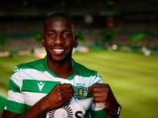 Le Sporting connaît le prix de l'option d'achat de Bolasie. Sporting_CP