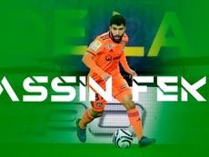 Yassin Fekir podría irse a España. Clubdepguijuelo