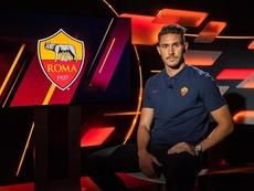Mert Çetin adisputé 25 matches avec Genclerbirligi la saison dernière. Twitter/OfficialASRoma