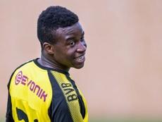 Moukoko: el monstruo que vendrá tras Haaland. Borussia