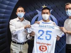 Villas-Boas évoque Nagatomo. AFP