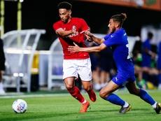 Vyner disputó un total de 34 partidos con el Rotherham United. BristolCityFC