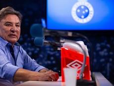 Zezé Perrella, nuevo director de fútbol de Cruzeiro. Cruzeiro