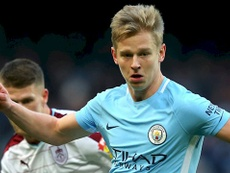 Zinchenko wants City to learn from their mistakes. ManchesterCity
