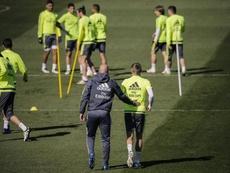 Kroos tuvo bonitas palabras para Zinedine Zidane. EFE
