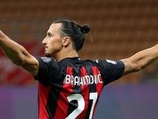 Ibrahimovic et Milan font le boulot en Ligue Europa. goal