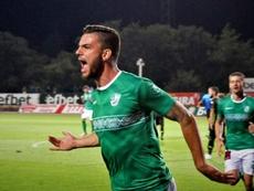 Josipovic ya es del Celta. CeltaDeVigo